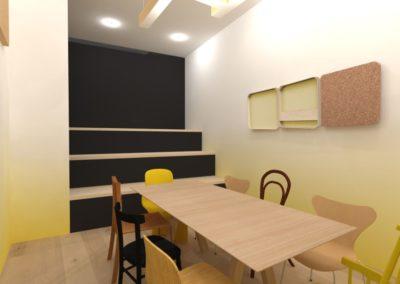 aménagement agence de design