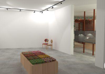 Réaménagement du musée africain de Lyon